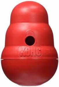 KONG Wobbler on white background