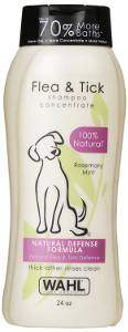 The Best Flea Shampoo For Dogs Advice And 5 Reviews