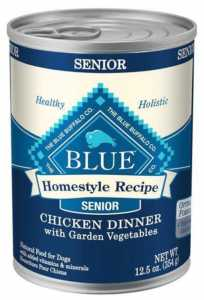 blue buffalo homestyle recipe senior chicken dinner image