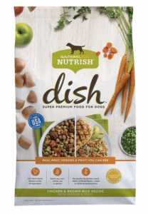 rachael ray nutrish dish natural chicken dry dog food image