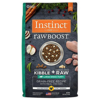 Instinct by Nature's Variety Raw Boost Large Breed Puppy Grain