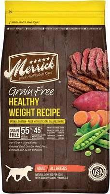 Merrick Grain Free Chicken Recipe Puppy Food