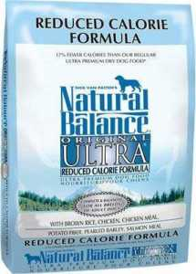 Natural Balance Original Ultra Reduced Calorie Formula Dry Dog Food
