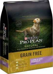 Purina Pro Plan Natural Grain-Free Dry Dog Food