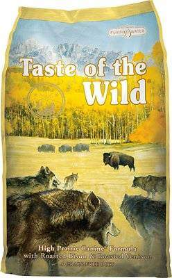 Taste of the Wild High Prairie Grain-Free