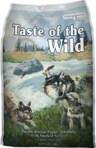 Taste of the Wild Pacific Stream Puppy Formula Grain-Free