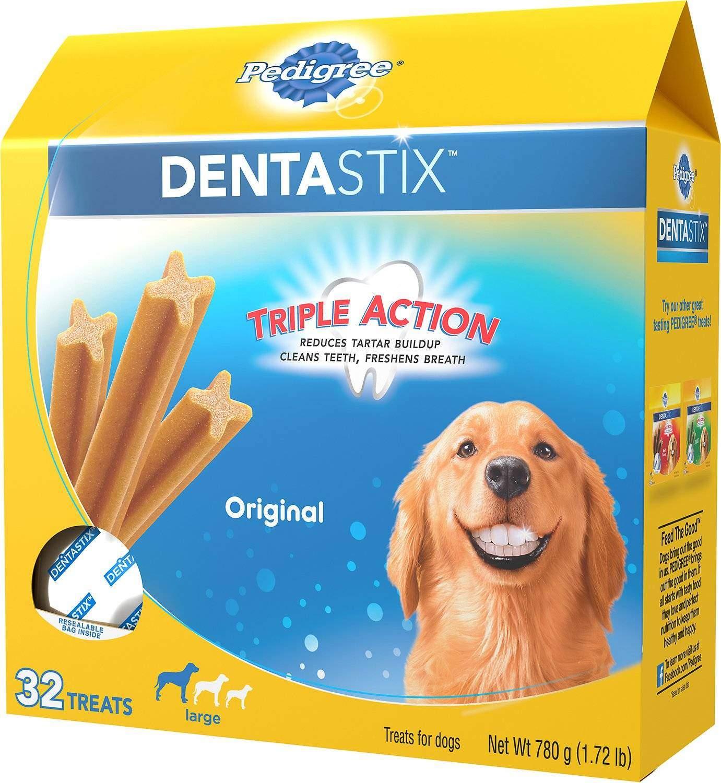 Pedigree Dentastix Large Original Dog Treats