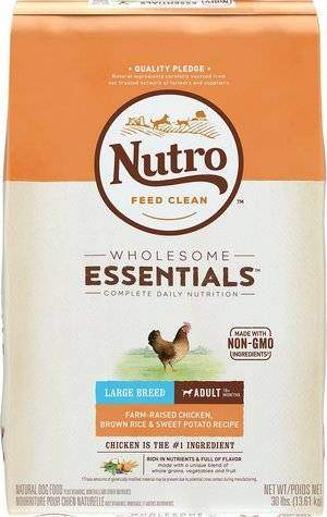 Nutro Wholesome Essentials Large Breed Adult Farm Raised Chicken