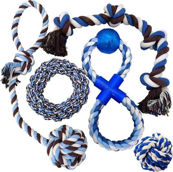 Otterly Pets Rope Dog Toys