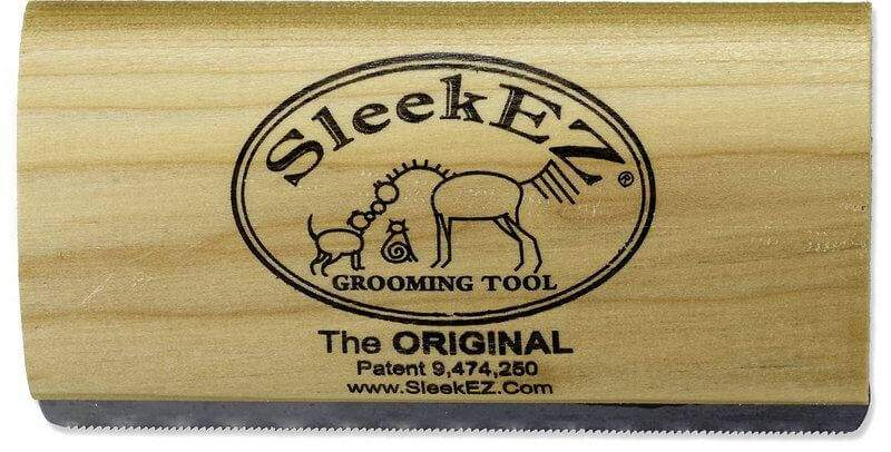 SleekEZ Deshedding Grooming Tool