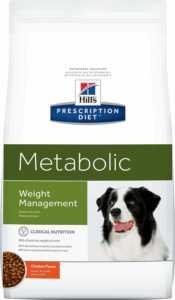 Hill's Prescription Diet Metabolic Weight Management Chicken Flavor Dry Dog Food