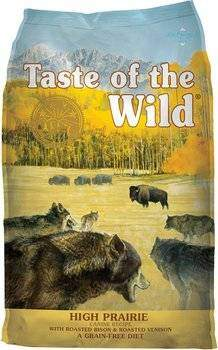 Taste Of The Wild Grain-Free Premium High Protein Dry Dog - Roasted Bison and Venison