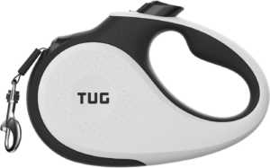 TUG Retractable Tape Dog Leash