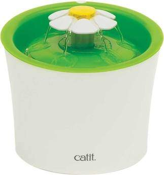 Catit Flower Pet Fountain - a candidate for the title best dog water fountain