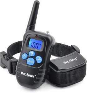 Petrainer 998DRB Remote Dog Training Collar - Anti Barking Device