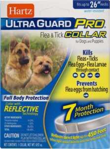 Hartz UltraGuard Pro Reflective Flea & Tick Collar