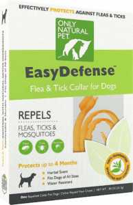 Only Natural Pet EasyDefense Flea, Tick, & Mosquito Dog Collar