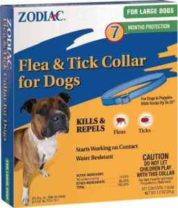 Zodiac Flea & Tick Collar