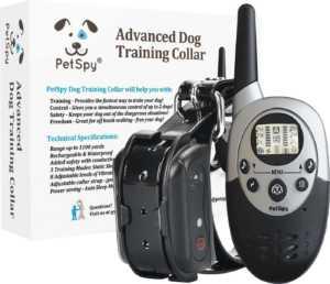 PetSpy M86 Advanced Dog Training Collar