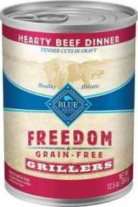 Blue Buffalo Freedom Grillers Adult Grain-free Hearty Wet Dog Food