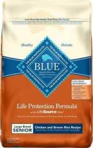 Blue Buffalo Life Protection Formula Large Breed Senior Dry Dog Food