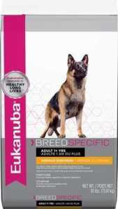 Eukanuba Breed-Specific German Shepherd Adult Dry Dog Food