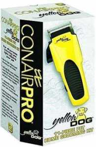 ConairPRO Dog 11-Piece Home Grooming Kit best dog clippers