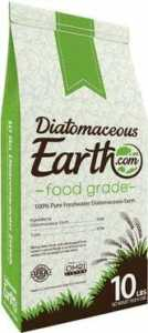 Diatomaceous Earth Food-Grade Powder