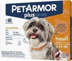 PetArmor Plus Flea And Tick Squeeze-On Treatment For Dogs