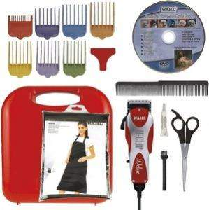 Wahl Deluxe U-Clip Dog & Cat Clipper Kit
