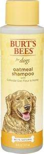 Burt's Bees Oatmeal Shampoo With Colloidal Oat Flour & Honey For Dogs
