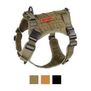 One Tigris Tactical Service Vest Dog Harness