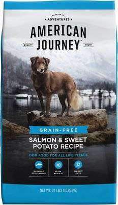 American Journey Salmon & Sweet Potato Dry Dog Food