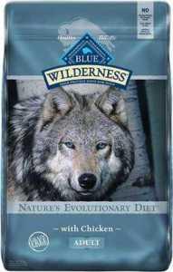 Blue Buffalo Wilderness Chicken Recipe Dry Dog Food