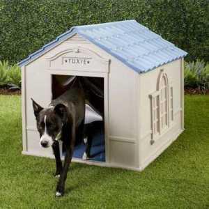 Suncast DH350 Deluxe Dog House
