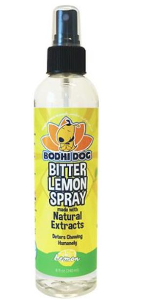 BODHI Dog Bitter Lemon Dog, Cat & Small Animal Anti-Chew Spray