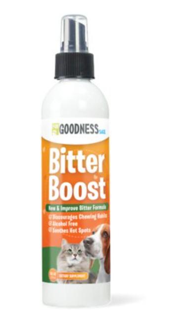 Fur Goodness Sake Dog & Cat Anti-Chew Bitter Spray