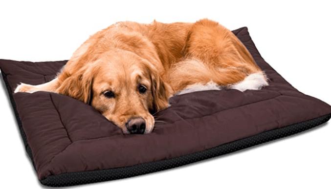 Paws & Pals Self-Warming Dog Crate Mat