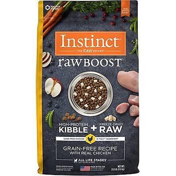 Instinct Raw Boost Grain-Free Recipe