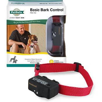 PetSafe Static Basic Bark Control Collar