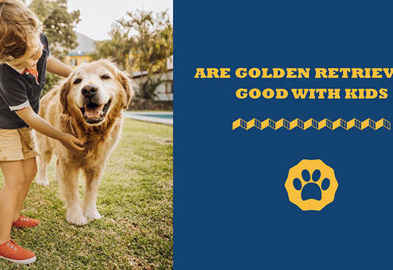 Are Golden Retrievers Good With Kids