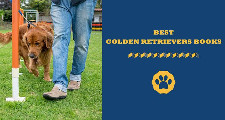 Best golden retrievers books