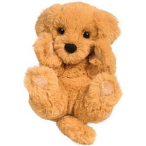 Douglas Golden Retriever Dog Lil' Handful Plush Animal