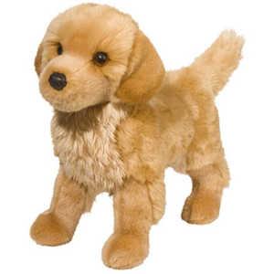 Douglas King Golden Retriever Plush Stuffed Animal