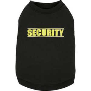 Frisco Security Dog T-Shirt
