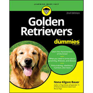 Golden Retrievers For Dummies By Nona K. Bauer