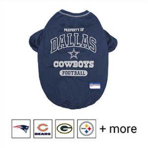 Pets First NFL Dog T-Shirt
