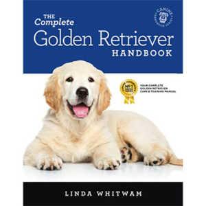 The Complete Golden Retriever Handbook By Linda Whitwam