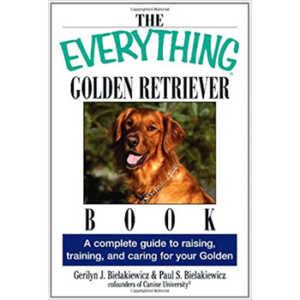 The Everything Golden Retriever Book By Gerilyn J. Bielakiewicz